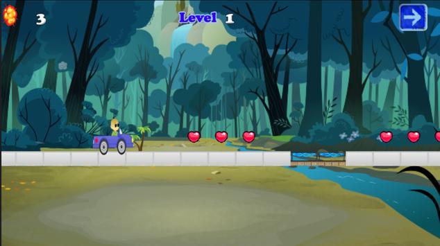 Upin cars 🚘 apk screenshot