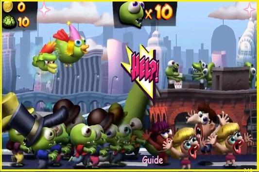 Best Zombie Tsunami of Trick poster