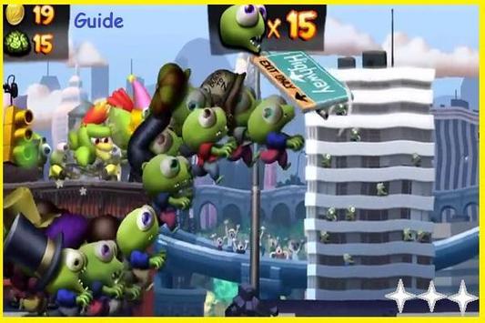 Best Zombie Tsunami of Trick screenshot 1
