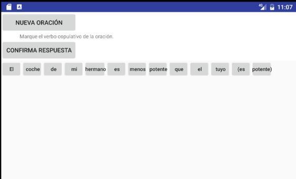 Sintaxis apk screenshot