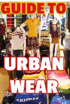 Guide to Urban Wear screenshot 1