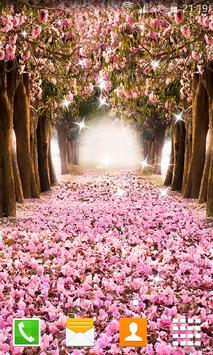 Cherry Blossom Live Wallpapers apk screenshot
