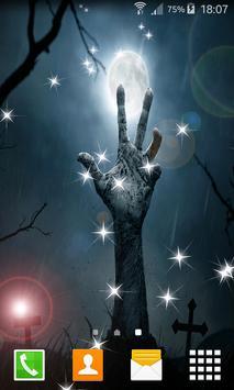 Halloween Live Wallpapers poster