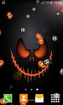 Halloween Live Wallpapers screenshot 1