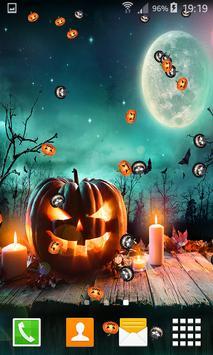 Halloween Live Wallpapers screenshot 2