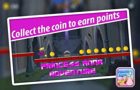 Princess Anna Adventure poster
