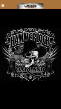 Hammerlock poster
