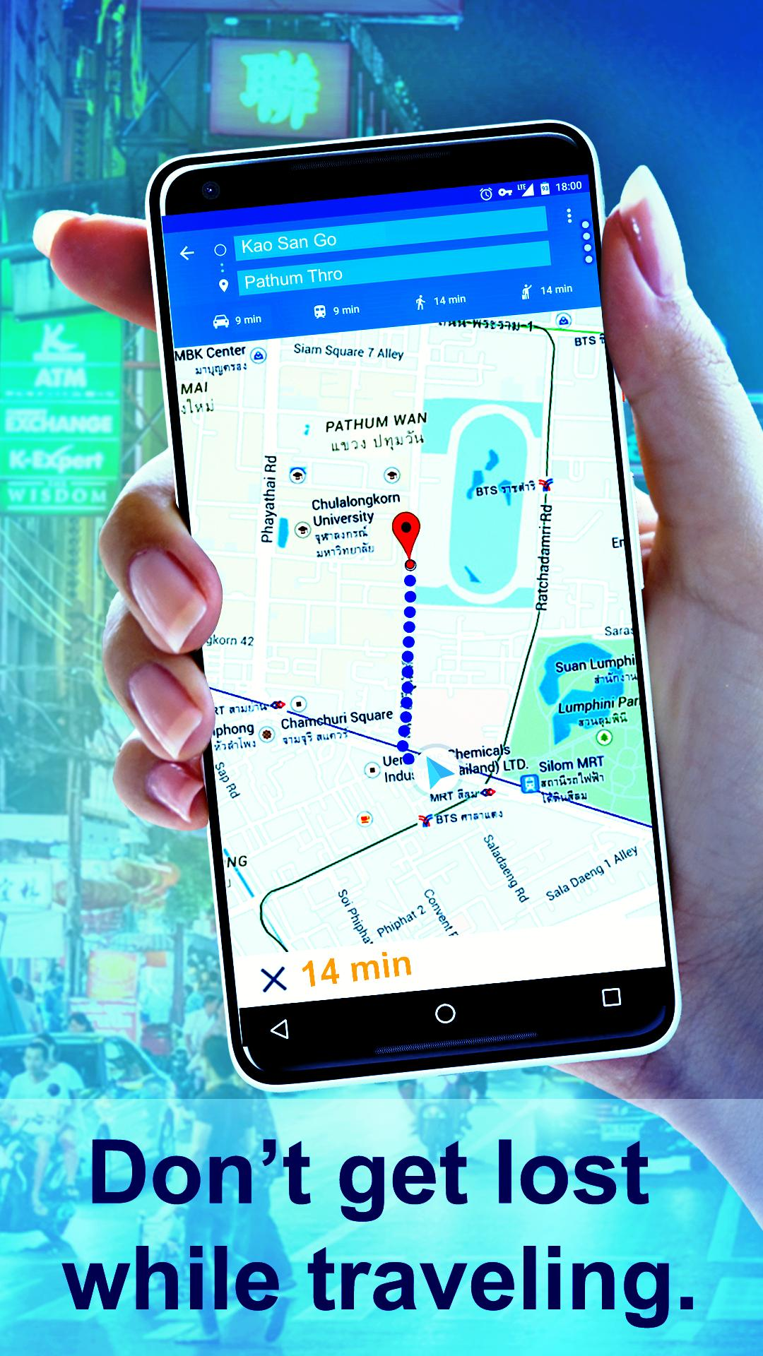 Offline GPS & maps without internet for Android - APK Download