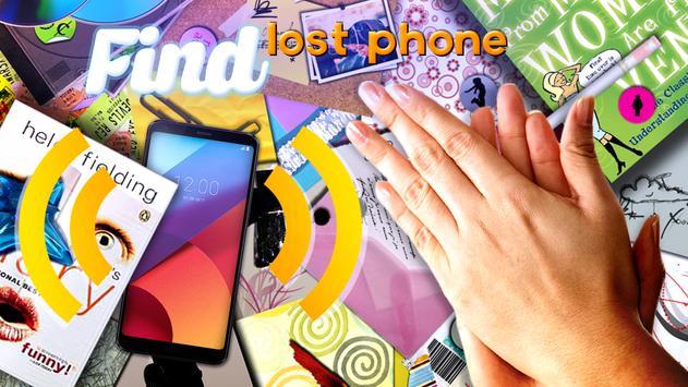 Find phone when you clap screenshot 3