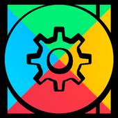 تحديث لخدمات Play أيقونة