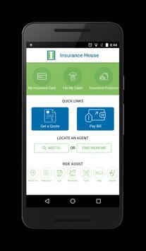 Insurance House poster