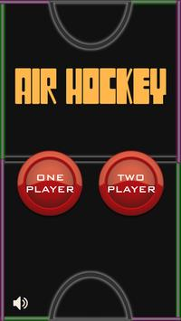Classic Air Hockey poster