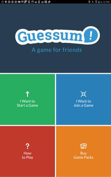 Guessum apk screenshot