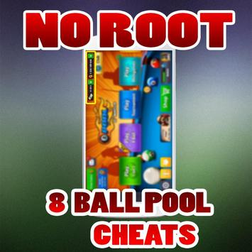 No Root Coins For 8 Ball Pool prank تصوير الشاشة 2