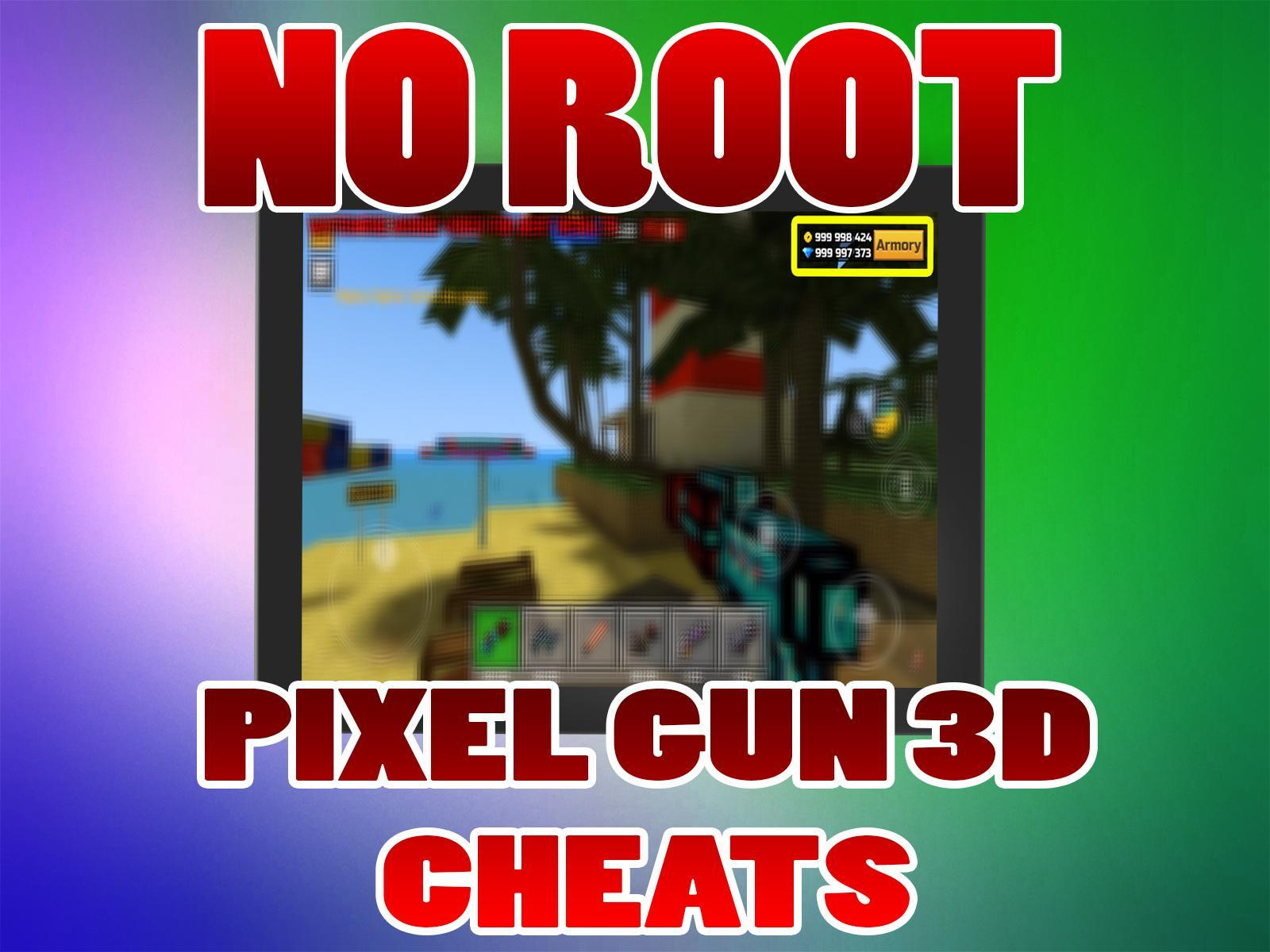 Cheats For Pixel Gun 3D No Root prank for Android - APK Download