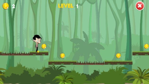 Super Adventure of Mr Pean apk screenshot
