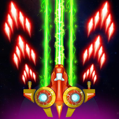 Galaxy Shooter - Squadron Strike icon