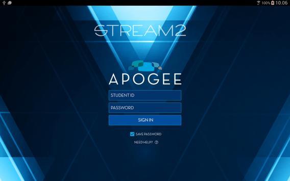 Apogee Stream2 for Android apk screenshot