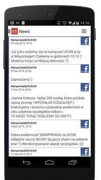 Wampiriada apk screenshot
