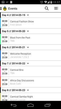 Harare International Carnival apk screenshot