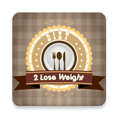 diet 2 lose weight icon