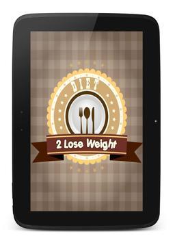 diet 2 lose weight screenshot 3