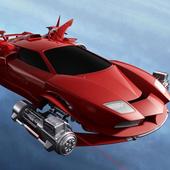 Flying Car Driving Simulator icon