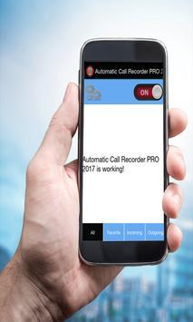 Automatic Call Recorder PRO 2017 : FREE screenshot 2