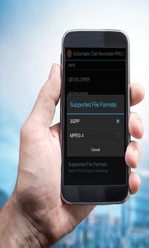 Automatic Call Recorder PRO 2017 : FREE screenshot 3