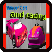 Bumper Cars and racing icon