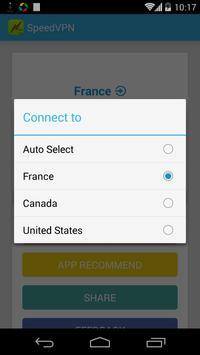 SpeedVPN Free VPN Proxy apk screenshot