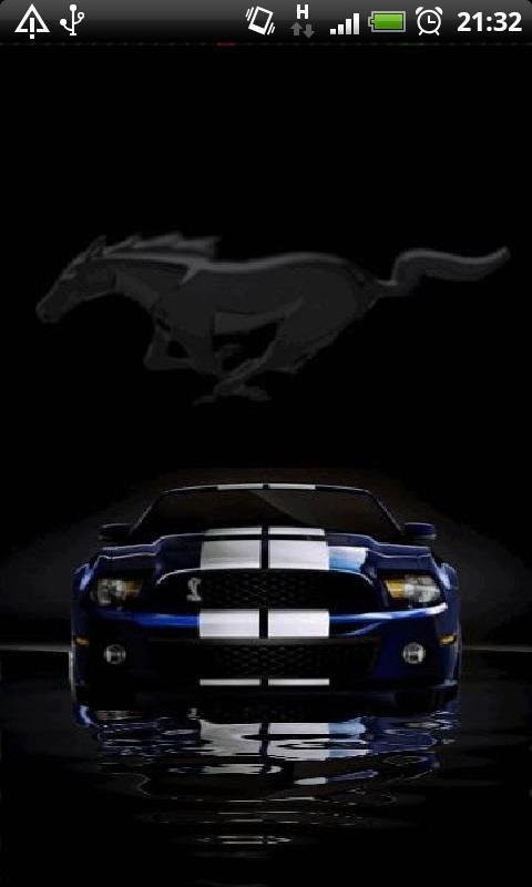 Shelby Mustang Live Wallpaper For Android Apk Download