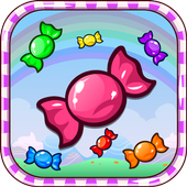 Falling Candies icon