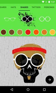 Skull Icon Maker poster