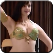 Sexy video of belly dance icon
