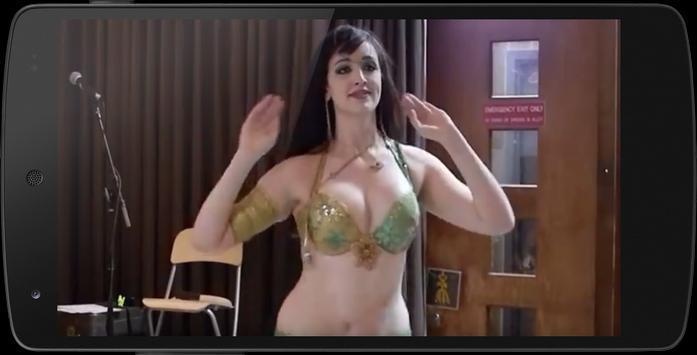 Sexy video of belly dance apk screenshot