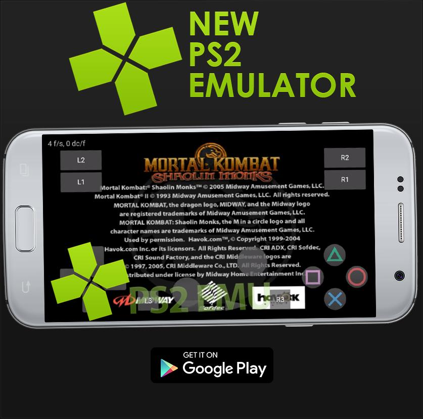 New PS2 Emulator 2018 (Real PS2 Emulator) for Android - APK