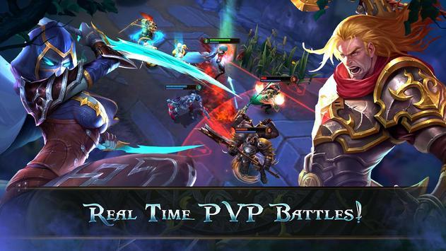 MOBA Legends Kong Skull Island screenshot 11