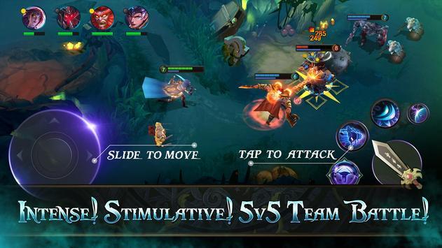 MOBA Legends Kong Skull Island screenshot 13