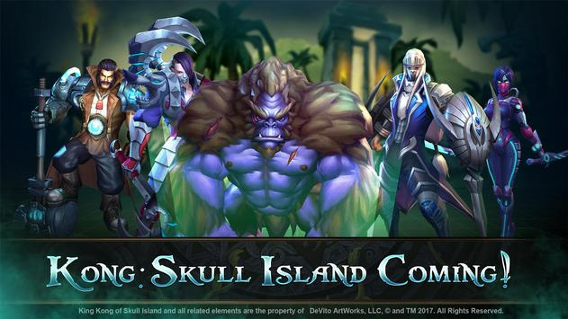 MOBA Legends Kong Skull Island screenshot 5