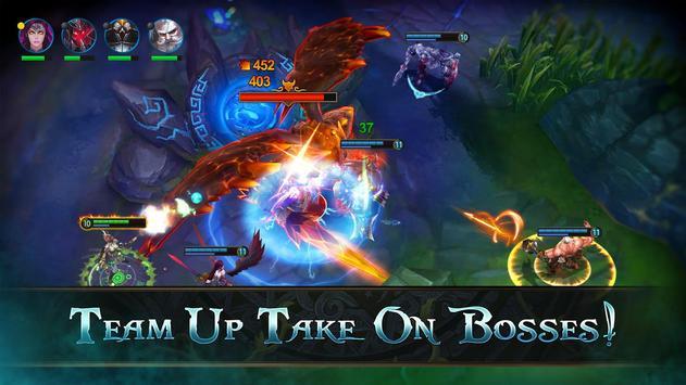 MOBA Legends Kong Skull Island screenshot 7