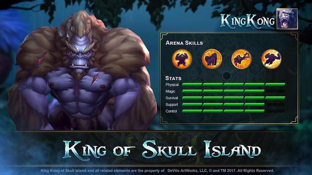 MOBA Legends Kong Skull Island screenshot 9