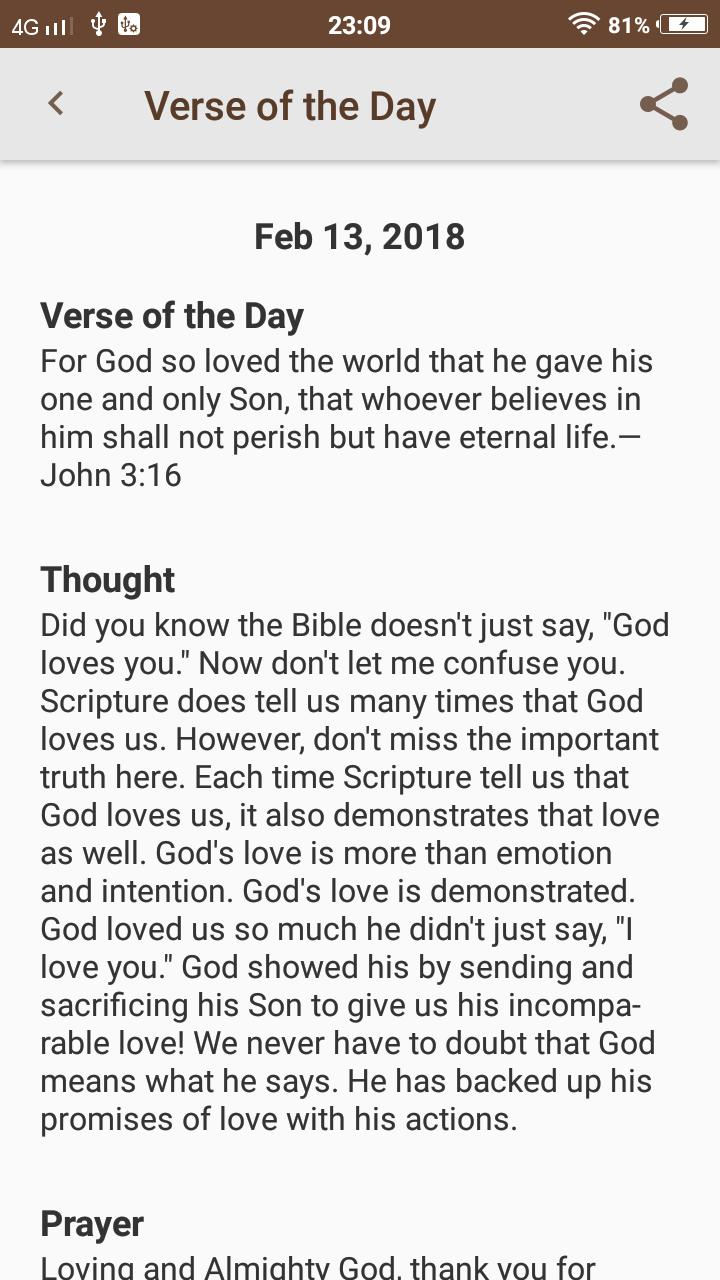 ESV Bible for Android - APK Download