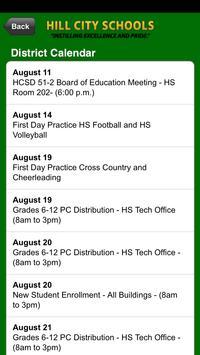 Hill City School District screenshot 9
