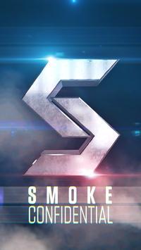 Smoke Confidential poster