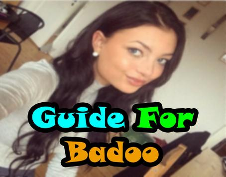 Chat Badoo Dating Meet : Guide poster
