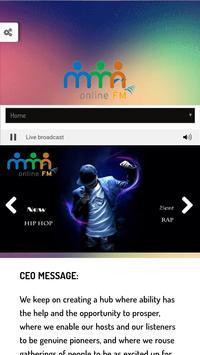 MMA FM screenshot 1
