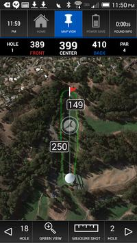 Motocaddy GPS apk screenshot