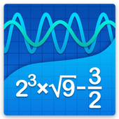 Graphing Calculator + Math, Algebra & Calculus icon