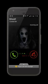 Phone Call From Ghost (PRANK) poster